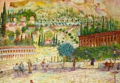 """""""Η Ναΐφ Τέχνη στην Ελλάδα"""" από τη Συλλογή Χρήστου & Πόλλυς Κολλιαλή"""